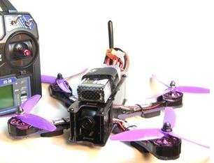 Drone RTF Eachine Wizar X220