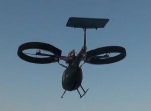bicoptero dron