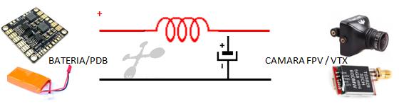 caracteristicas-esquema-filtro-LC-drones-de-carreras