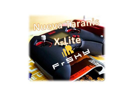 Nueva FrSky X-Lite |¿Que Caracteristicas Tiene la X Lite?|