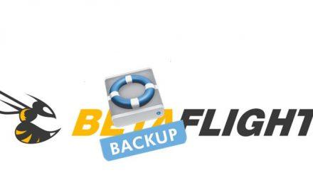 ¿Como hacer un backup o copia de seguridad de nuestra configuración betaflight?