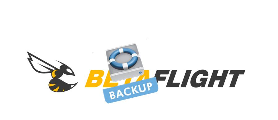 Haz un Backup o Copia de Seguridad en Betaflight