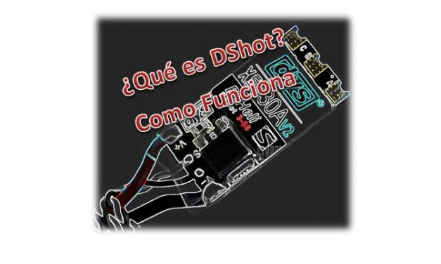 ¿Que es DShot? y Como Funciona | DShot vs MultiShot|
