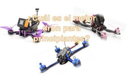 ¿Cual es el mejor dron para principiantes? – Mi primer dron para iniciarme