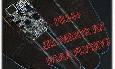Fli14+ iRangeX  Mini Receptor Flysky