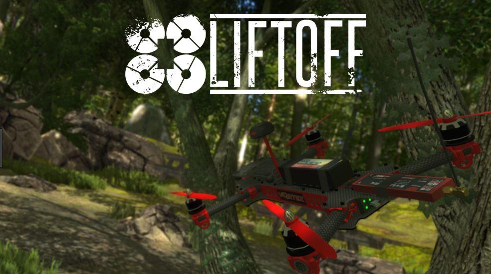 Simulador vuelo dron LitOff