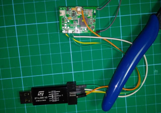 Conexion Turnigy IA6C
