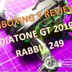Unboxin y Review del Diatone 2019 GT-Rabbit R249-115mm