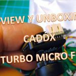 Caddx Turbo Micro F2 Review y Unboxing