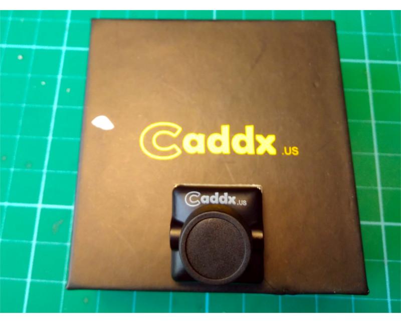 Frontal Caddx Tubor micro f2
