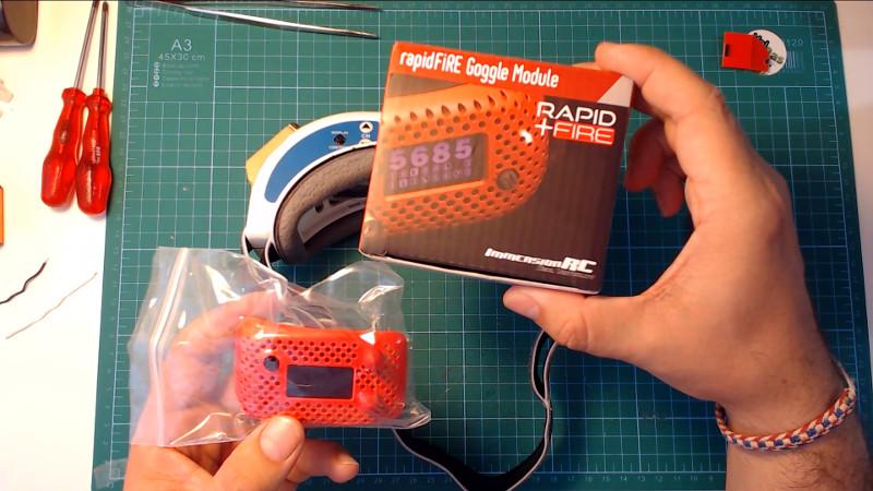 Mod RapidFire Video Receptor