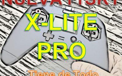 X-Lite Pro de FrSky a Fondo