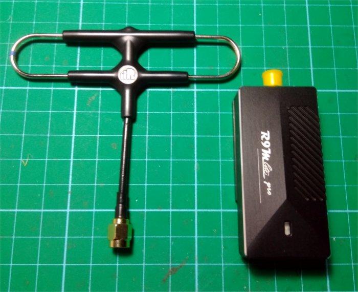 Antena R9M Modulo X-lite S