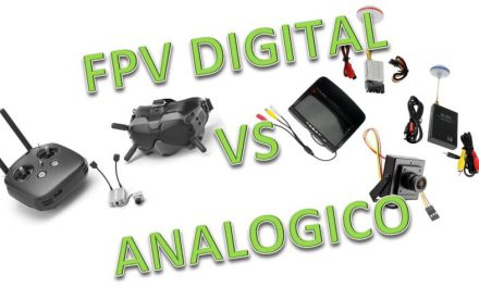 FPV Digital vs FPV Analogico