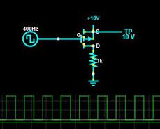 on off mosfet