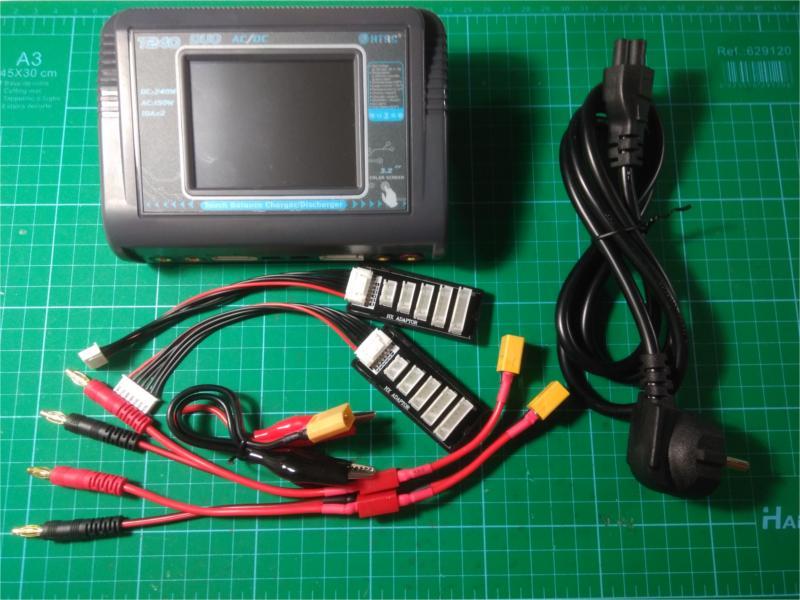 HTRC T240 Que incluye el paquete