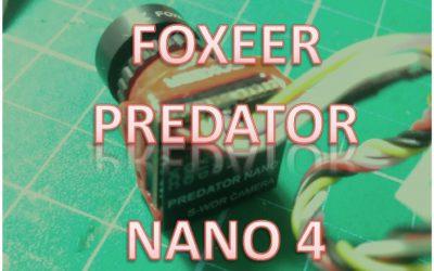 Foxeer Nano Predator 4