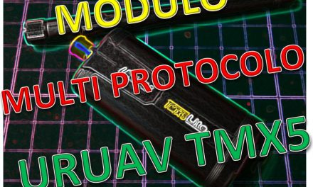 URUAV TMX5 Lite Multiprotocolo